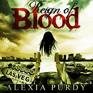 Reign of Blood audiobook cover art