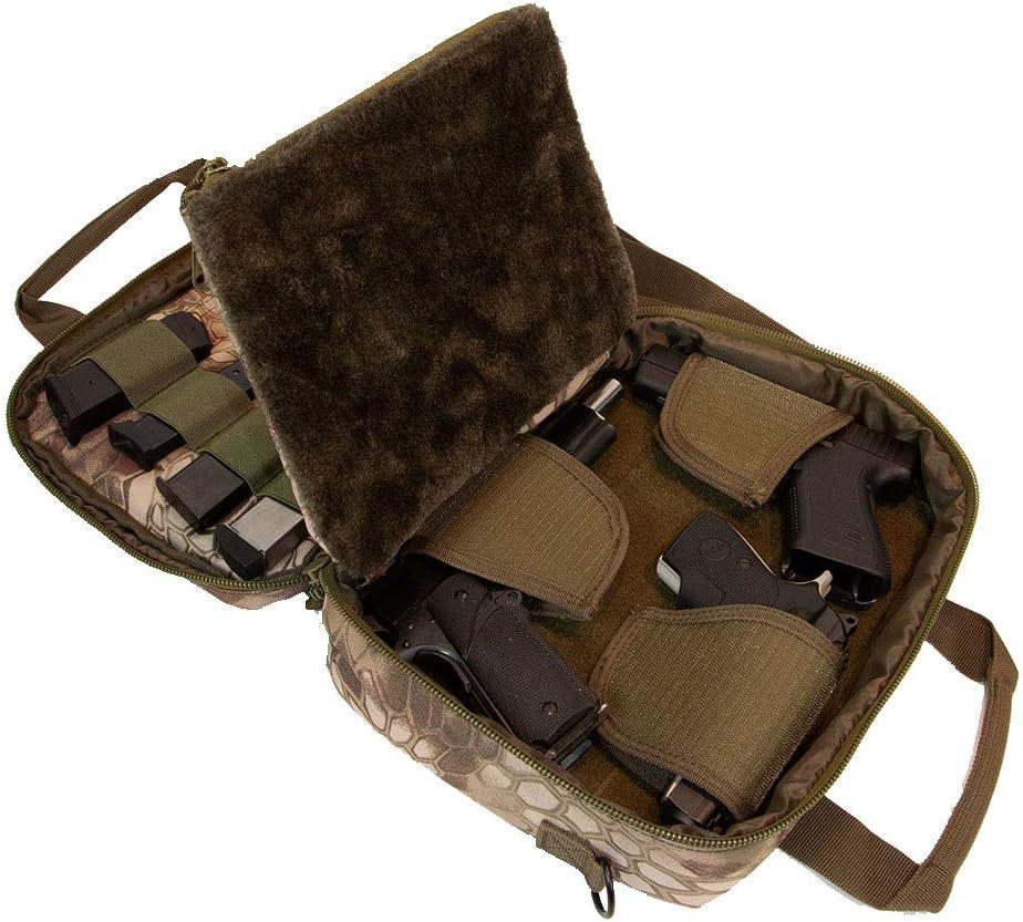 Pistol Case Range Bag for Handguns by P Branded goods - Gun to 4 FirstChoice 2 Max 89% OFF