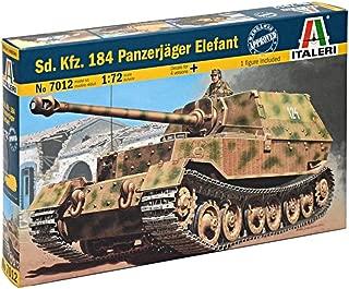 Italeri 7012S - Maqueta de Tanque Hunter Elefant