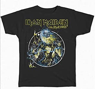 Iron Maiden 'Live After Death' (Black) T-Shirt