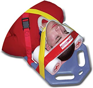 Multi-Grip Head Immobilizer by iTec Mfg Adult, Child or Infant Size (Adult)