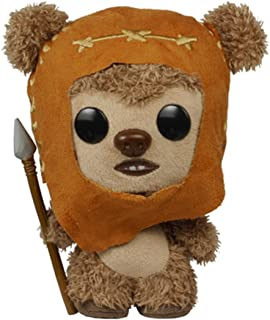 Funko Fabrikations: Star Wars - Wicket Action Figure