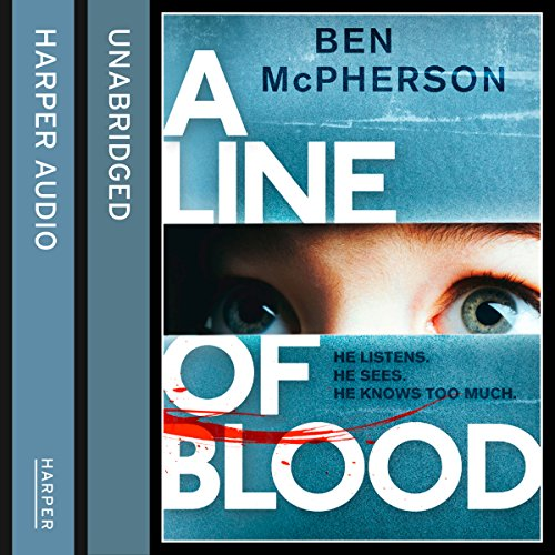 A Line of Blood cover art