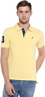 AMERICAN CREW Men's Cotton T-Shirt (AC155-L_