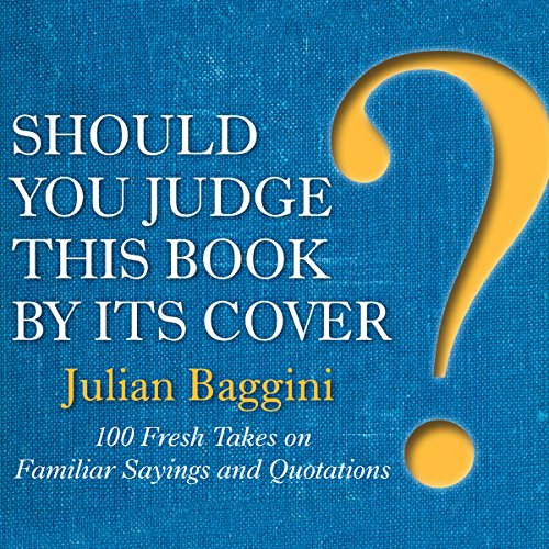 Should You Judge This Book by Its Cover? cover art