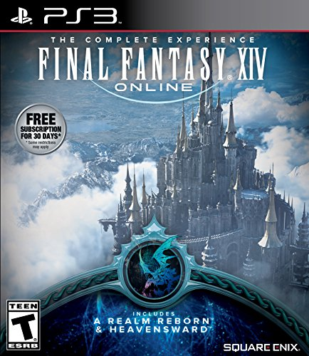 Final Fantasy Xiv: Heavsward Bndl – PlayStation 3