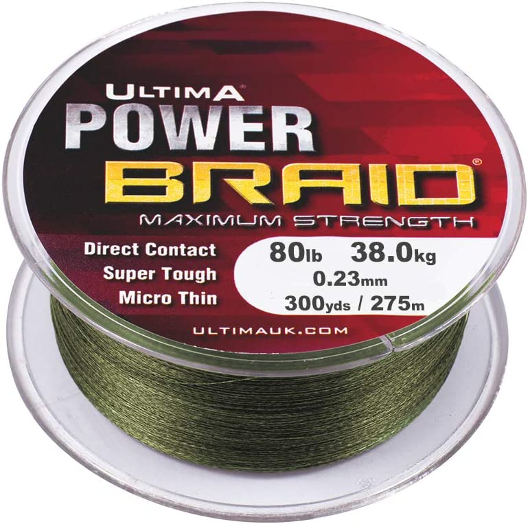 ULTIMA Power Super Strong Micro Braid Fishing Line