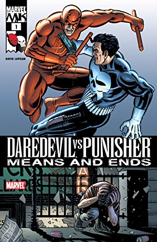 Daredevil vs. Punisher (2005) #1 (of 6) (English Edition)
