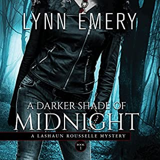 A Darker Shade of Midnight                   By:                                                                                                                                 Lynn Emery                               Narrated by:                                                                                                                                 Quiana Goodrum                      Length: 4 hrs and 15 mins     9 ratings     Overall 4.1