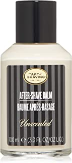 The Art of Shaving After Shave Balm, Unscented, 3.3 fl. Oz.