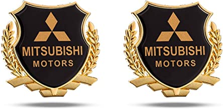 D28JD Emblema del Logotipo de la Etiqueta de Las Letras cap/ó ABS para el Outlander 2019 M-itsubishi