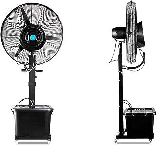 Jyfsa Ventilador de fábrica Industrial Ventilador eléctrico frío Grande Ventilador de Niebla de vibración Ventilador de Piso Humidificador Tienda Comercial Residencial