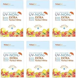 アエナ UV-NON (ウブノン) エクストラ パーフェクトホワイト サプリメント (ニュートロックスサン配合) 30日分 60粒×6袋