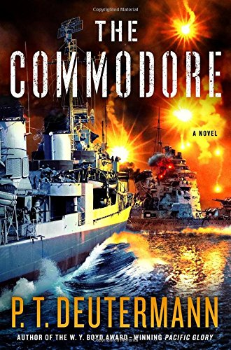 Price comparison product image The Commodore: A Novel (P. T. Deutermann WWII Novels)