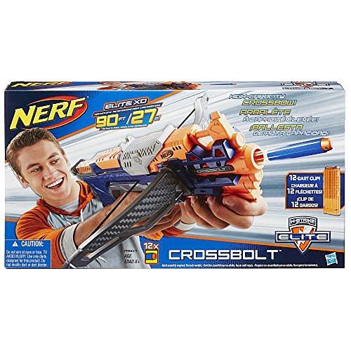 Nerf Cross Bolt