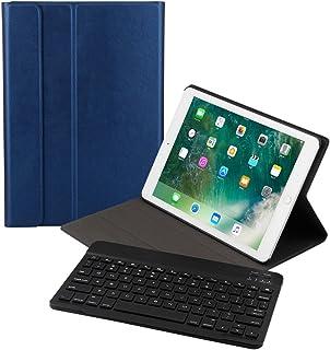 Ewin iPad 9.7 キーボードカバー 脱着式Bluetooth キーボード&保護ケース スタンド機能付き 超軽量 スマートスリープ New iPad 9.7/iPad Air/iPad Air2/iPad Pro 9.7 iPadカバー通用