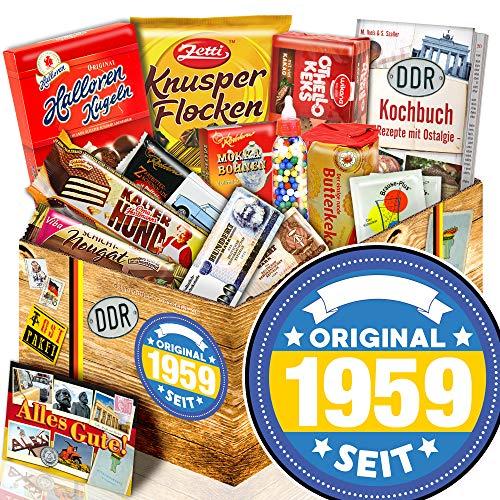 Original seit 1959 + DDR Artikel + Geschenke zum Geburtstag