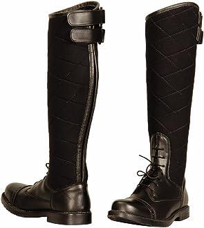 TuffRider Keswick Field Boot Ladies Mocha
