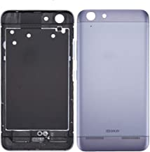 For Lenovo Vibe K5 / A6020 Battery Back Cover(Grey) Repair Parts Repair Parts (Color : Grey)
