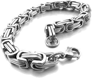 V G S Eternity Fashions Bracelet Ring Combo ~ Goldtone Red Hinge Hand Chain Slave Bracelet Ring