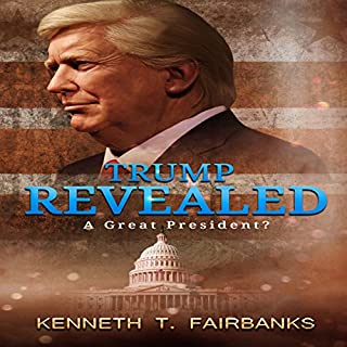 Trump Revealed: A Great President? audiobook cover art