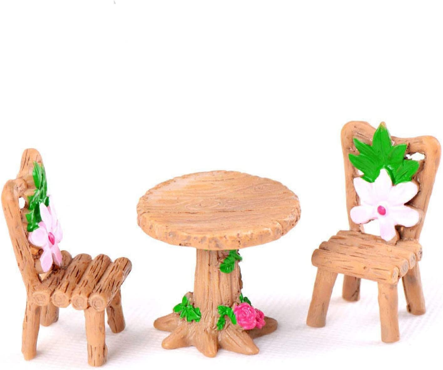 15 Style Mini Chair Ranking Quality inspection TOP15 Home Decor Ornaments Fairy Garden Miniatures