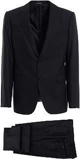 Luxury Fashion Mens 11VMGB11606632 Grey Suit | Season Permanent