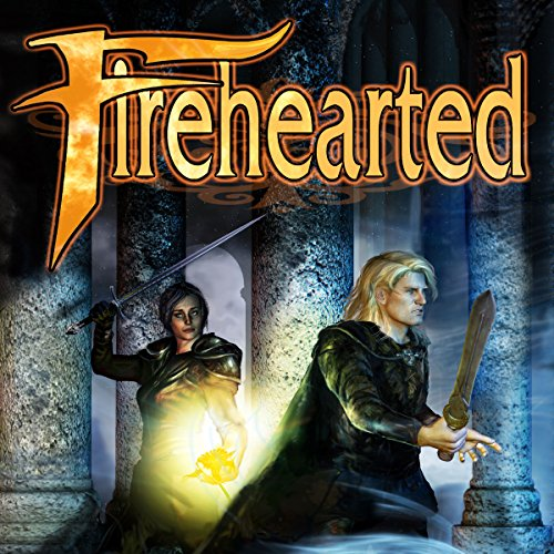 Firehearted audiobook cover art