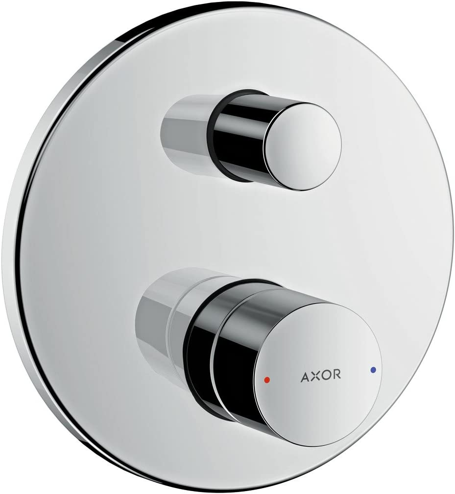 AXOR Uno manual Bath Mixer Handle Zero backflow pre Product NEW before selling ☆ integrated