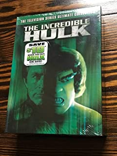 The Incredible Hulk: The Television Series Ultimate Collection