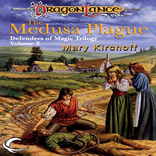 The Medusa Plague audiobook cover art