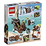 LEGO Angry Birds 75825 Piggy Pirate Ship Building Kit (620 Piece) 7