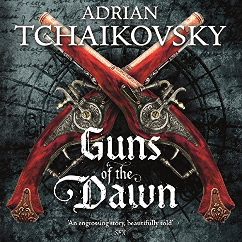 Guns of the Dawn audiobook cover art