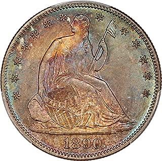 1890 liberty silver dollar
