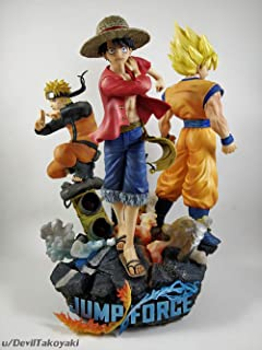 Jump Force Exclusive Collectors Edition Diorama Statue by MegaHouse