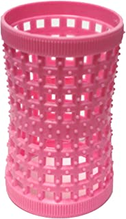 Pink Hourglass Mesh Tension Rollers - 1.65inches (42mm) (12 rollers per pack)