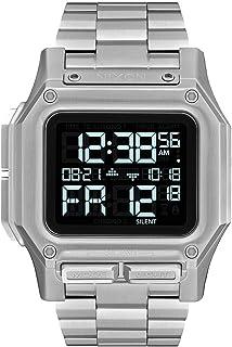 NIXON Regulus SS A1268 - Black - 100 Meter / 10 ATM Water Resistant Men's Digital Watch