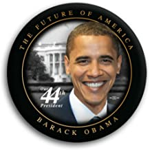 buy one get one free - Future of America Obama Photo Button - 3