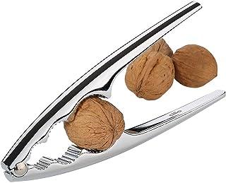 Sliver pinza multifunzionale per aprire castagne Cvian Schiaccianoci con clip in acciaio inox 304 schiaccianoci e conchiglie