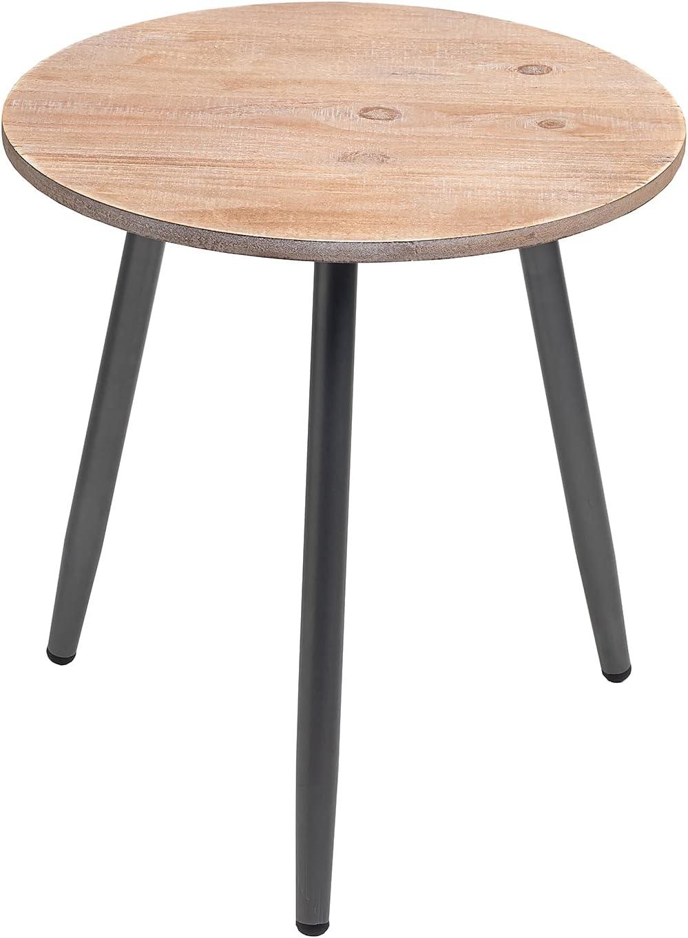 XKXKKE Side Table Inexpensive Round White Modern Coffee Tea Decor Home Tulsa Mall End