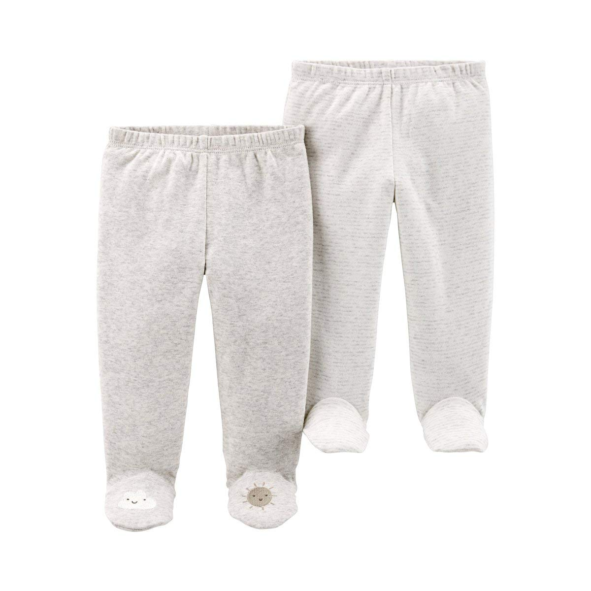 Carters Baby Boys 2-Pack Pull-On Pants