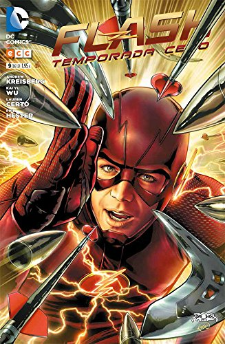 Flash Temporada Cero 9