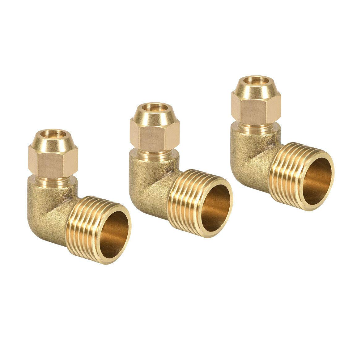 Pipe Fittings Brass Compression Tube Elbow Ranking TOP10 G1 Ranking TOP17 Fitting 90 Degree