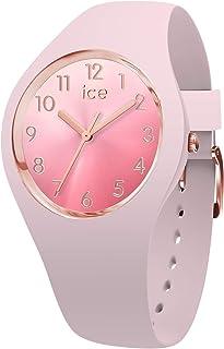 Ice-Watch - Ice Sunset Pink - Orologio da Donna con Cinturino in Silicone - 015742, Small, Rosa