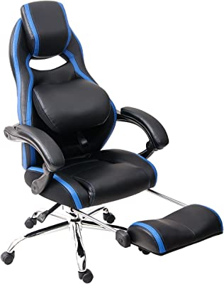 Amazon.com: NBgy Video Game Chairs E-Sports Chair, Office ...