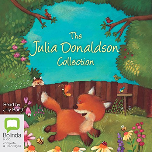 The Julia Donaldson Collection cover art