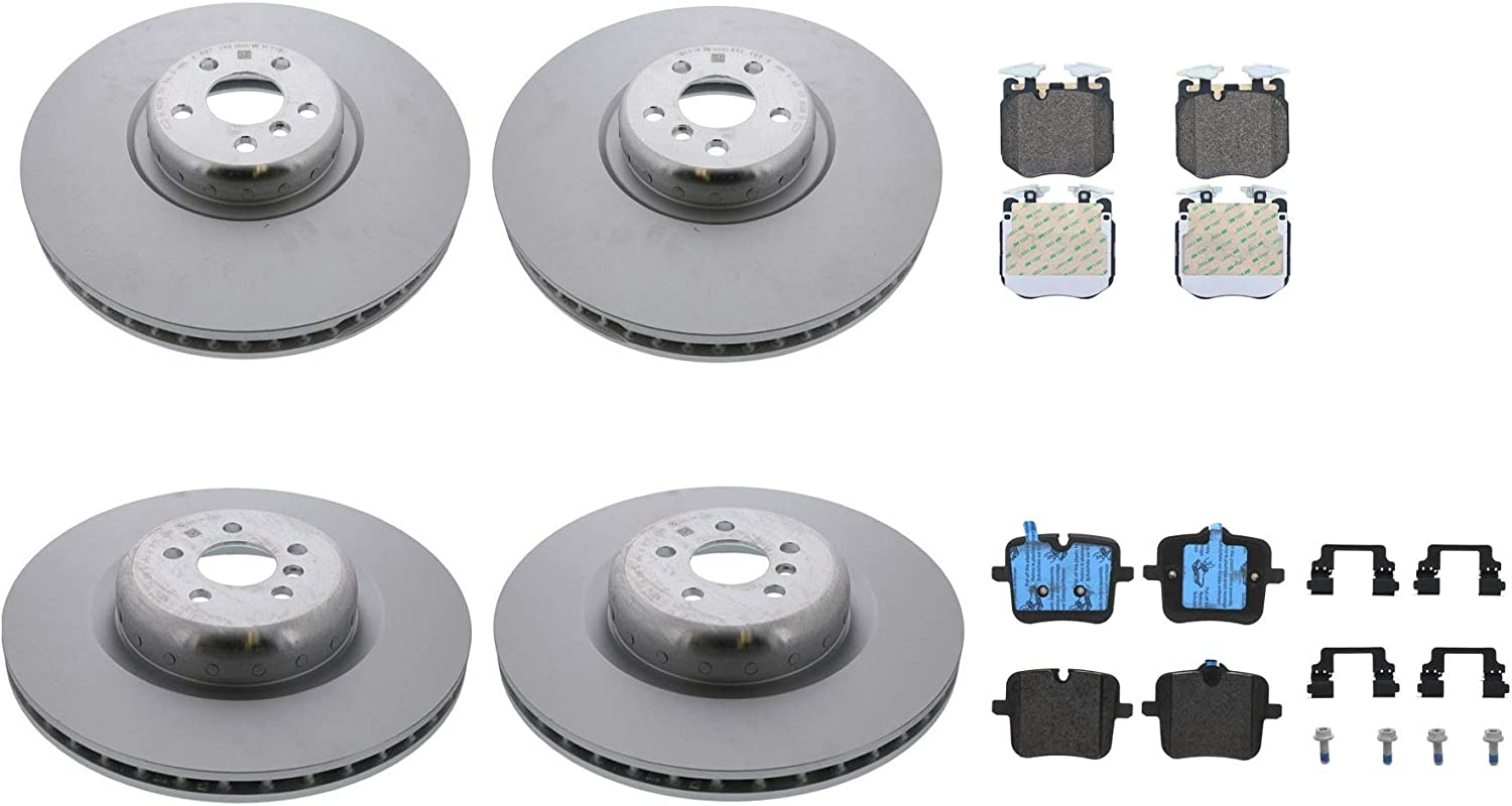 Genuine Front Rear Brake Kit Beauty products Disc Rotors Popular overseas G14 Pads For BMW G12