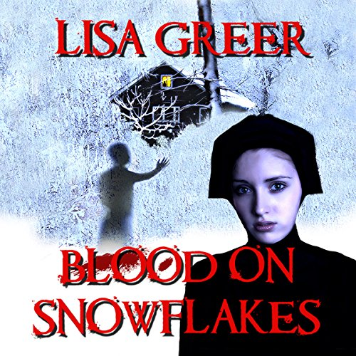 Blood on Snowflakes  audiobook cover art