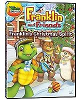 Franklin & Friends: Franklin's Christmas Spirit [DVD] [Import]