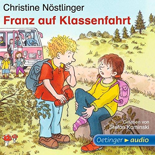 Franz auf Klassenfahrt Titelbild